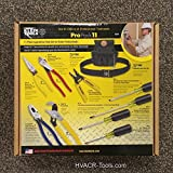 Klein Tools 92911 ProPack11 11 Piece Apprentice Tool Set