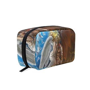 Amazon.com: Bolsa de almacenamiento para cosméticos, diseño ...