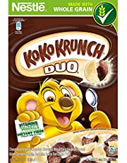 Nestlé Koko Krunch DUO Cereal with Whole Grain, 330g