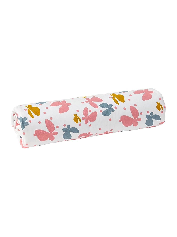 Rosa Spannbettlaken Bambus f/ür Babybett skalierbarer 90/x 140/5/Farben erh/ältlich
