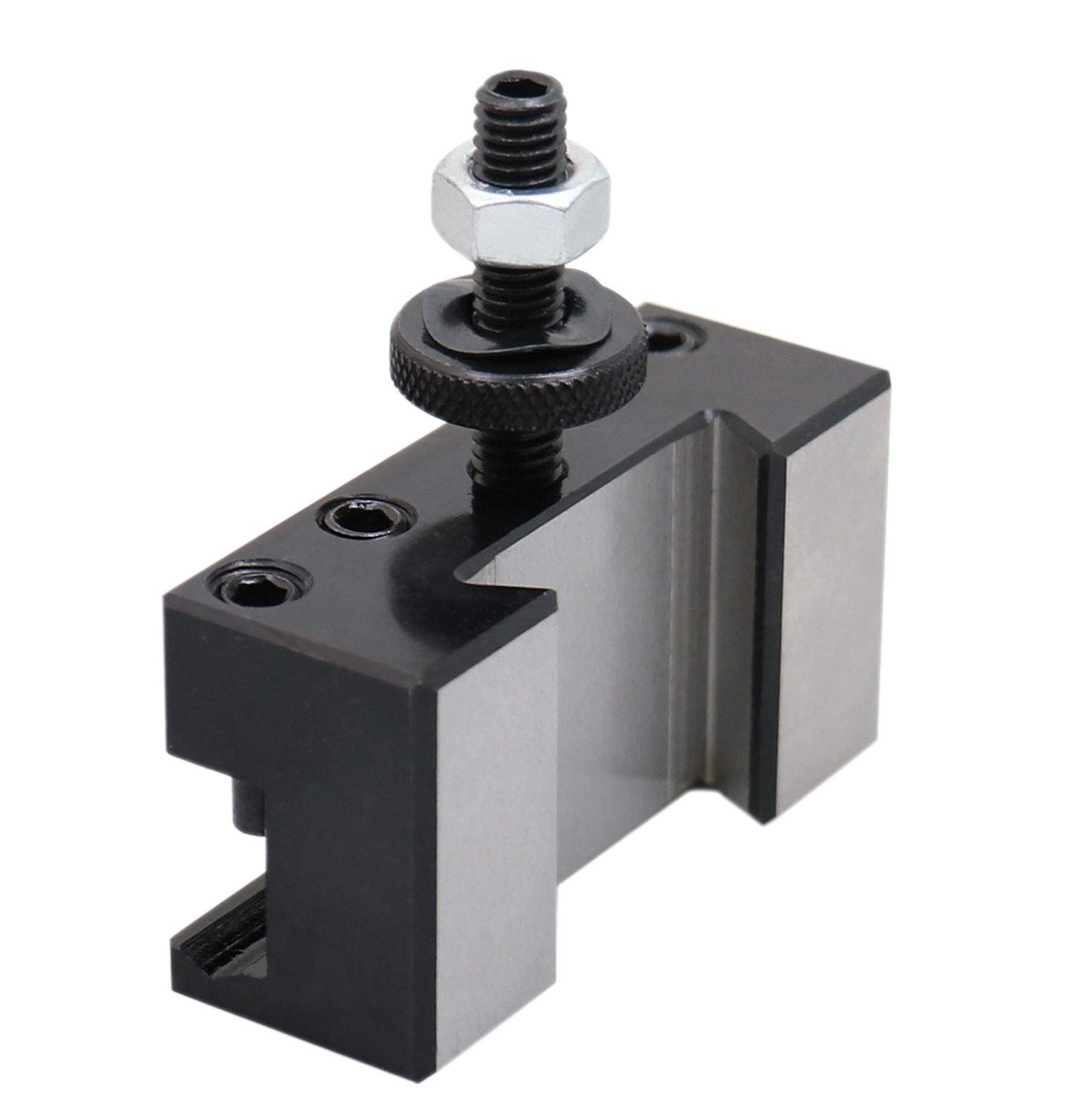 Accusize Industrial Tools Oxa Boring Turning and Facing Tool Holder for Mini Lathe and 1//2 Tools 0250-0002 Style 2
