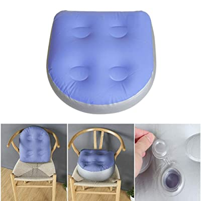 Adealink Spa Booster Seat Back Inflatable Massage Cushion Pad for Adults Spa Hot Tubs: Industrial & Scientific