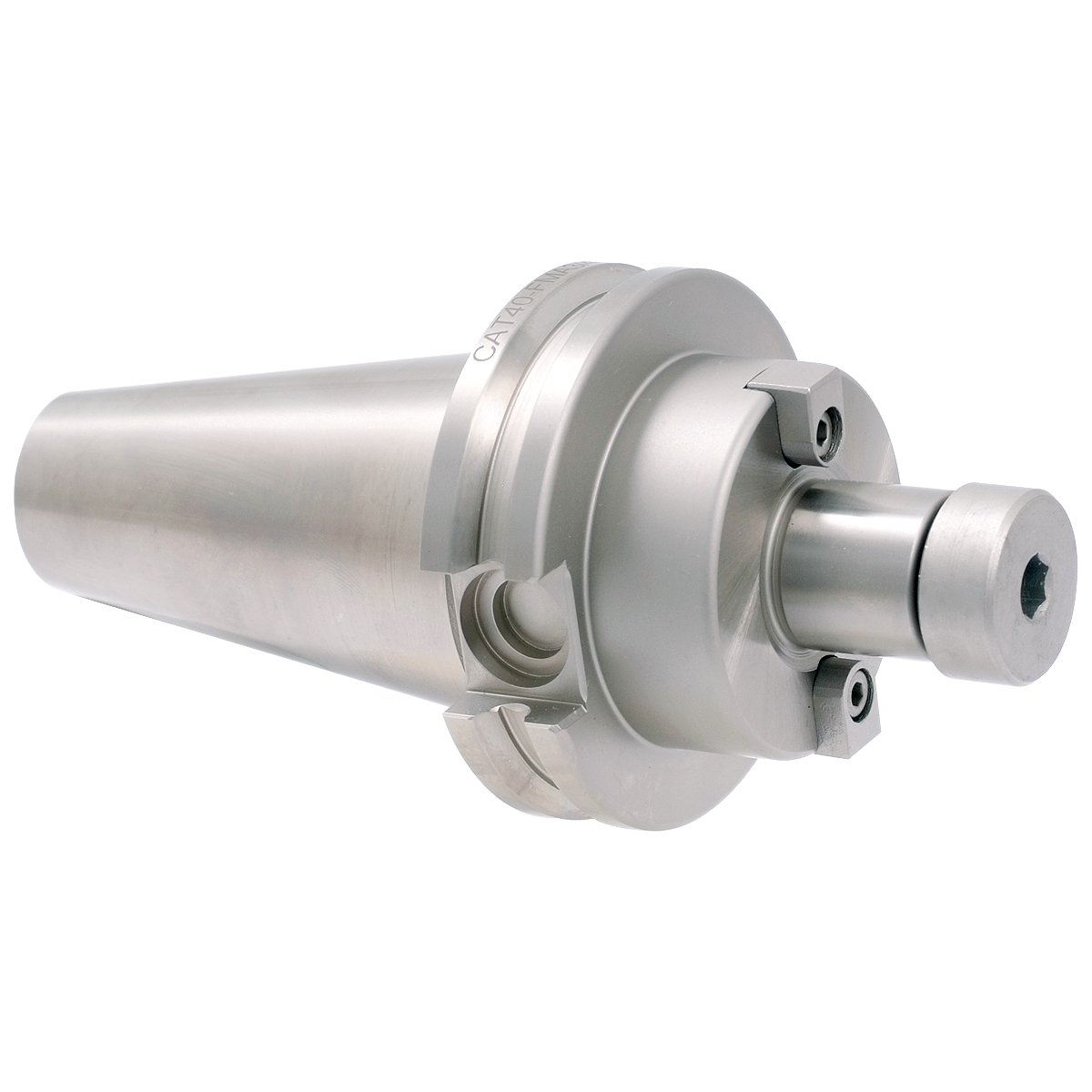 Pro Series by HHIP 3901-4255 3/4 x Cat 40 V-Flange Shell End Mill Arbor