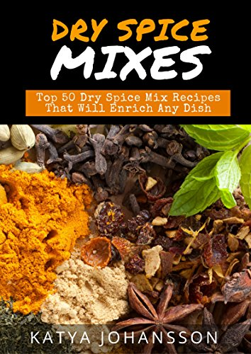 Dry Spice Mixes Recipes Enrich ebook product image