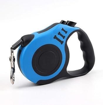 Retractable Dog Leash Automatic Flexible Pet Cat Traction Rope Belt Leash 4-5M
