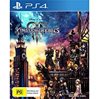Kingdom Hearts 3  (PlayStation 4)
