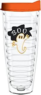 product image for Smile Drinkware USA-GHOST 26oz Tritan Insulated Tumbler With Lid and Straw