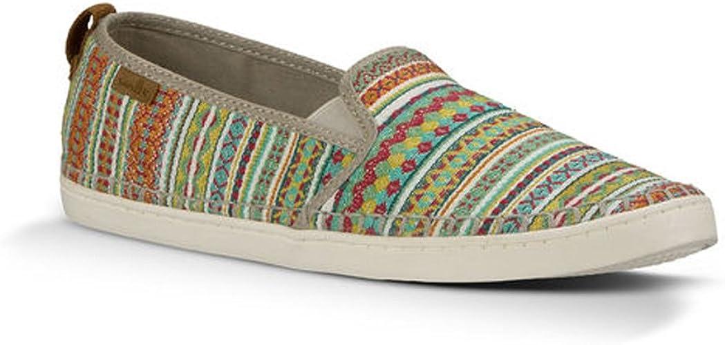 Pick SZ//Color. Sanuk Womens Brook Tx Slip-on Loafer