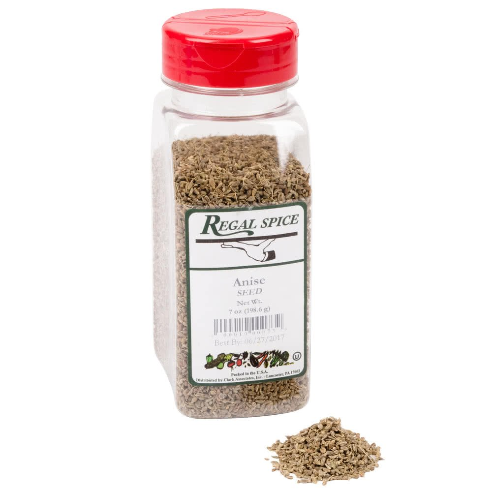 Anise Seeds - 7 oz. By TableTop King