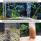 KEDSUM Aquarium Cleaner, Aquarium Fish Tank