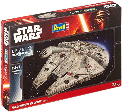 Revell 03600 - Modellbausatz - Millennium Falcon im Maßstab 1:241