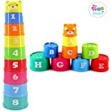 iDream Children's Educational Toy Building Blocks (Figures, Letters, Numbers) (9Pcs/set)