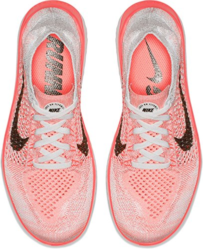 [ナイキ] レディース スニーカー Nike Women's Free RN Flyknit 2018 Runnin [並行輸入品]