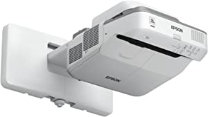 Epson 8G7263 BrightLink 685WI LCD Projector - High Definition 720P - White