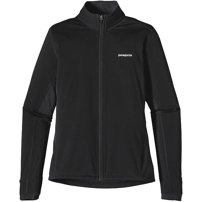 Chaqueta Wind shield hybrid Softshell Jacket - Mujer negro small: Amazon.es: Ropa y accesorios