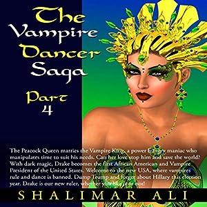 The Peacock Queen Marries the Vampire King Audiobook