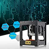 KKmoon-NEJE-DK-8-KZ-1000mW-Mini-USB-Laser-Engraver-Carver-Automatic-DIY-Print-Engraving-Carving-Machine-Off-line-Operation-with-Protective-Glasses