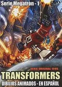 Transformers: Serie Megatron, Vol. 1