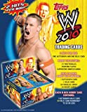 Topps 2010 WWE Wrestling Trading Cards Pack