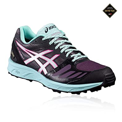 a0e83711 ASICS Gel FujiSetsu 2 Gore-TEX Women's Trail Running Shoes - 3 Blue
