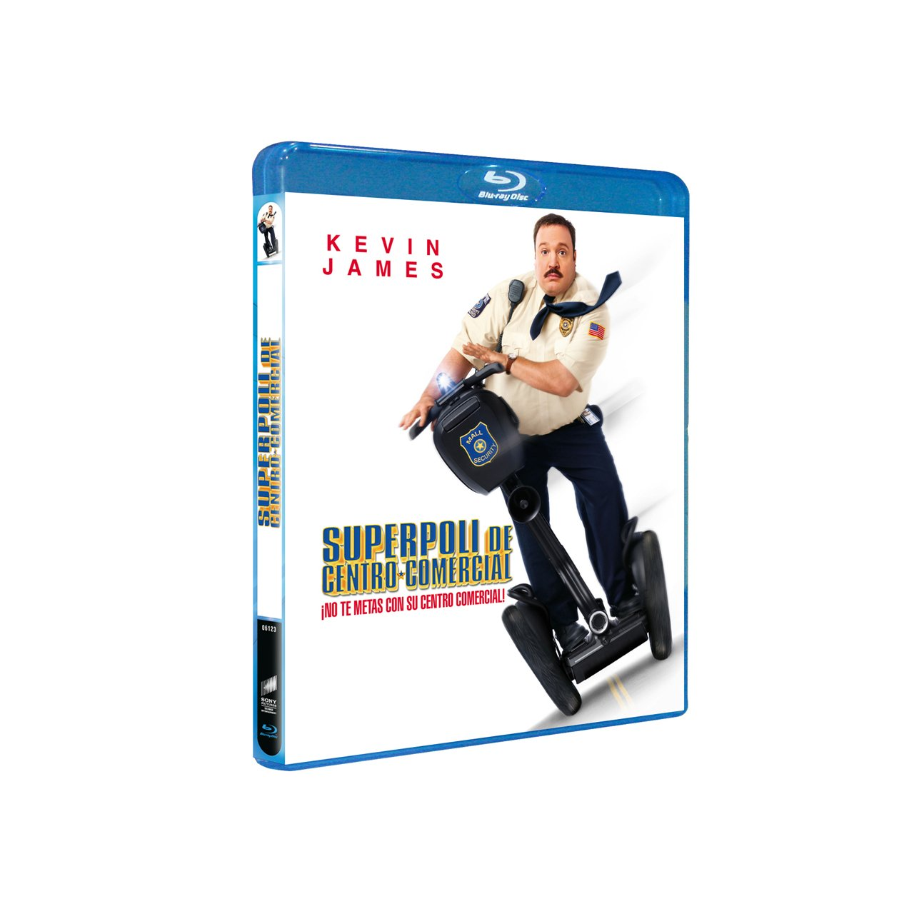 Amazon.com: Superpoli De Centro Comercial (Blu-Ray) (Import Movie) (European Format - Zone B2) (2009) Kevin James; Steve Carr: Movies & TV