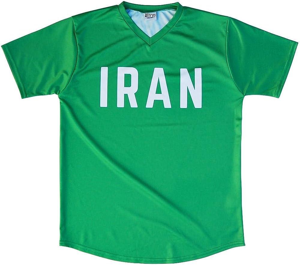 Iran Vintage Ultras Soccer Jersey