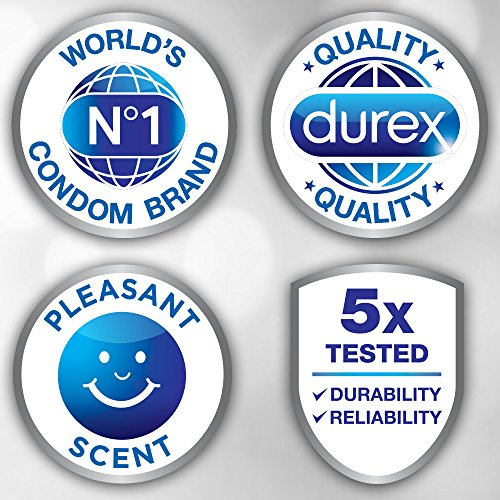 Durex Invisible Condom, 16 ct & K-Y Liquid Lubricant 5 oz 1 ea