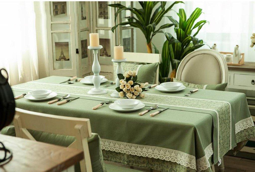 il prezzo più basso Tovaglia Biancheria da Cucina rettangolo Panno Lavabile Lattice Lattice Lattice Cena Gourmet Picnic (colore    -1, Dimensioni   135  190CM)  offrendo il 100%