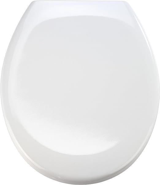 Wenko Premium WC-Sitz Kos Weiß Klodeckel Toilettensitz Klobrille Klositz