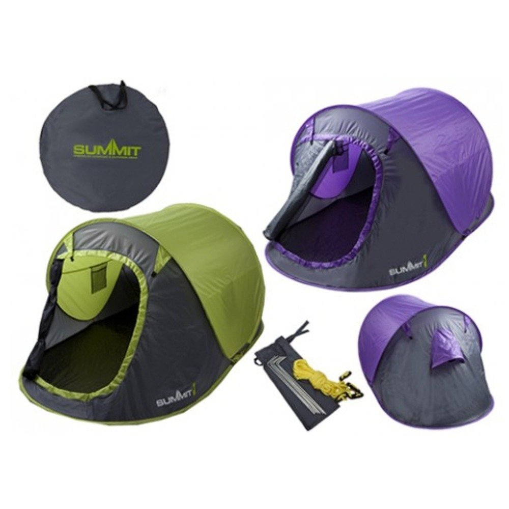 sc 1 st  Amazon.com & Amazon.com : SUMMIT POP UP 2 PERSON TENT : Sports u0026 Outdoors