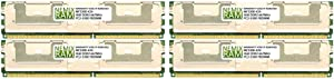 Dell Compatible 16GB (4X4GB) RAM Memory for DELL Precision Workstation 490 PC2-5300 FBDIMM