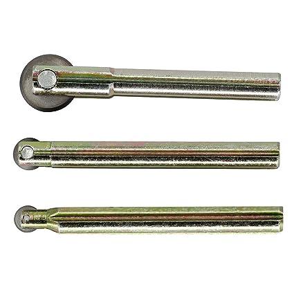 Rubi Scoring Wheel Kit 5 Wheels Tungsten Steel Dry Replacement Blades Tile Tool