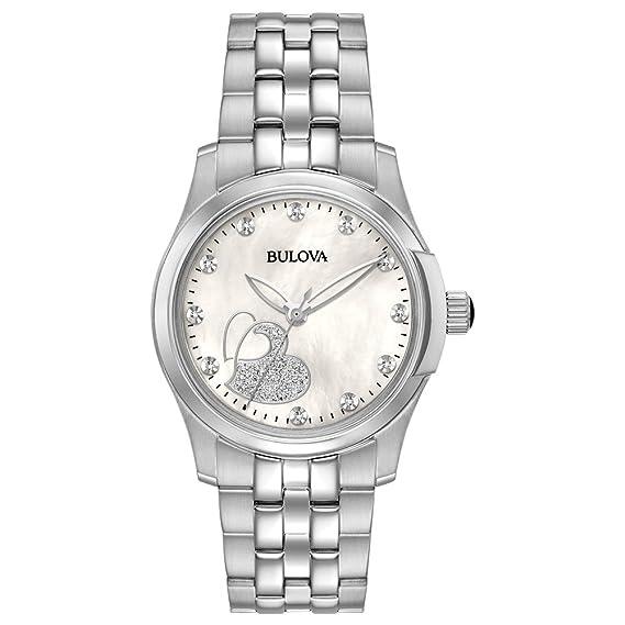 Bulova 96P182 Reloj de Damas