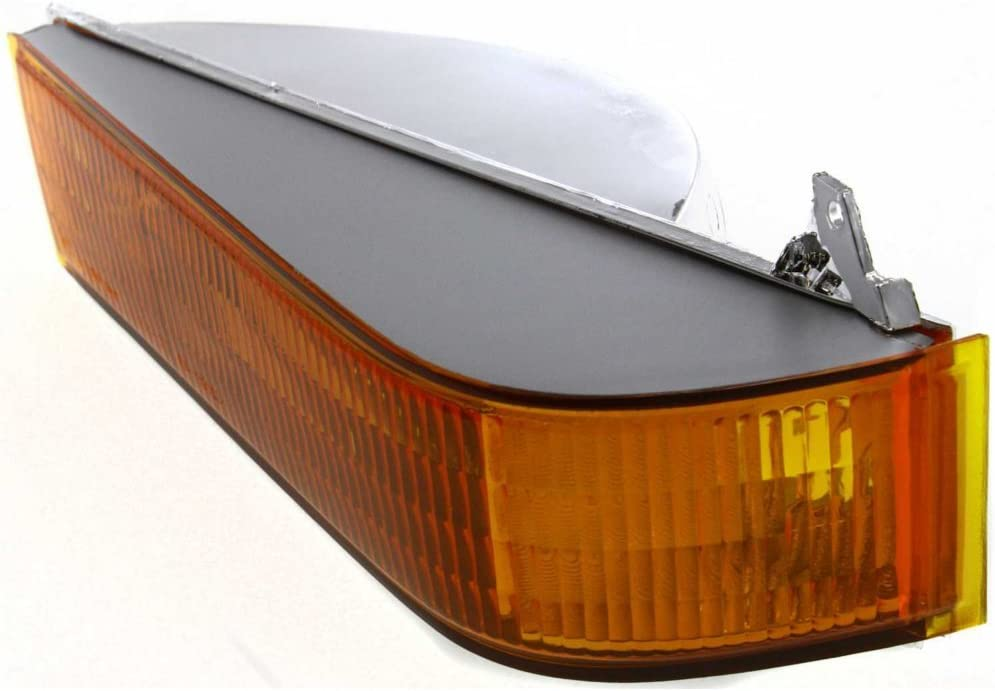 EXPLORER 91-94 Driver Side LH Lens and Housing Below Headlamp Turn Signal Light compatible with RANGER 89-92