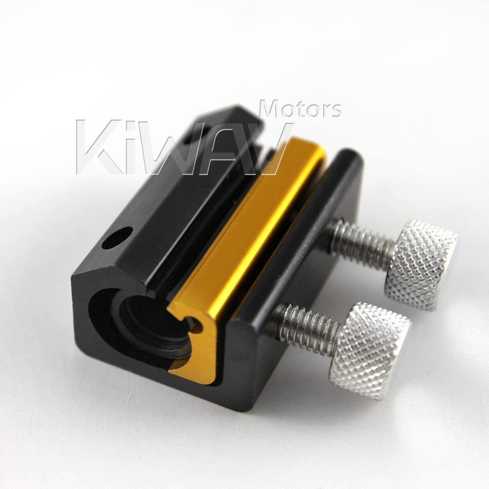 MUST HAVE Clamp ON Type Motorcycle Bike Cable Oiler