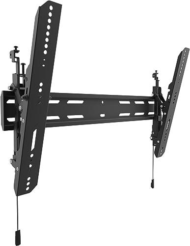 Kanto PT300 Tilting Mount for 32 to 90 Flat Panel TVs, Black
