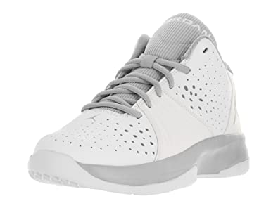 Jordan Big Kids 5 AM White Wolf Grey   B01D3UJ7WK