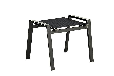 Acamp 56868 sgabello impilabile tavolino urban: amazon.it: giardino