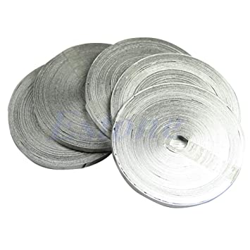Xuniu 1 Rollos 99,95% 25 g Cinta de magnesio Productos químicos de Laboratorio de Alta pureza: Amazon.es: Hogar