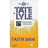 Tate & Lyle Fairtrade Caster Sugar (1Kg)