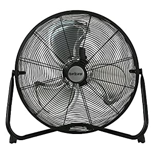 Hurricane-Floor-Fan-20-Inch-Pro-Series-High-Velocity-Heavy-Duty-Metal-Floor-Fan-for-Industrial-Commercial-Residential-and-Greenhouse-Use-ETL-Listed-Black