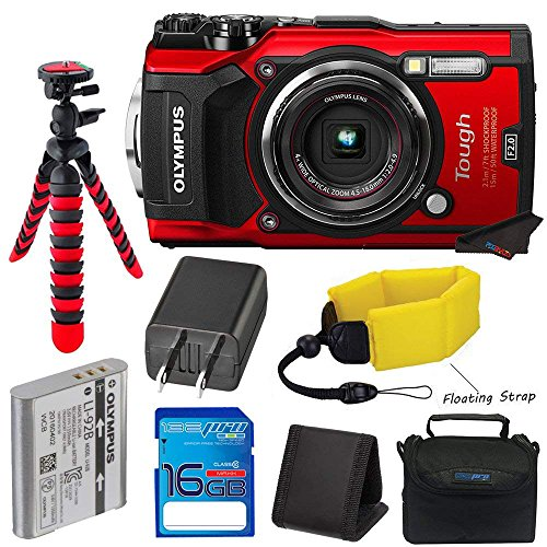 Best Olympus Waterproof Digital Camera - 3