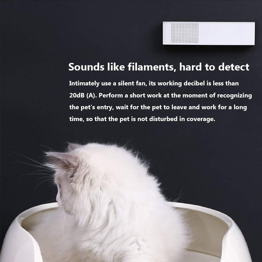 A2m-czw Purificador De Aire Limpio para Mascotas Intelligent Plus ...
