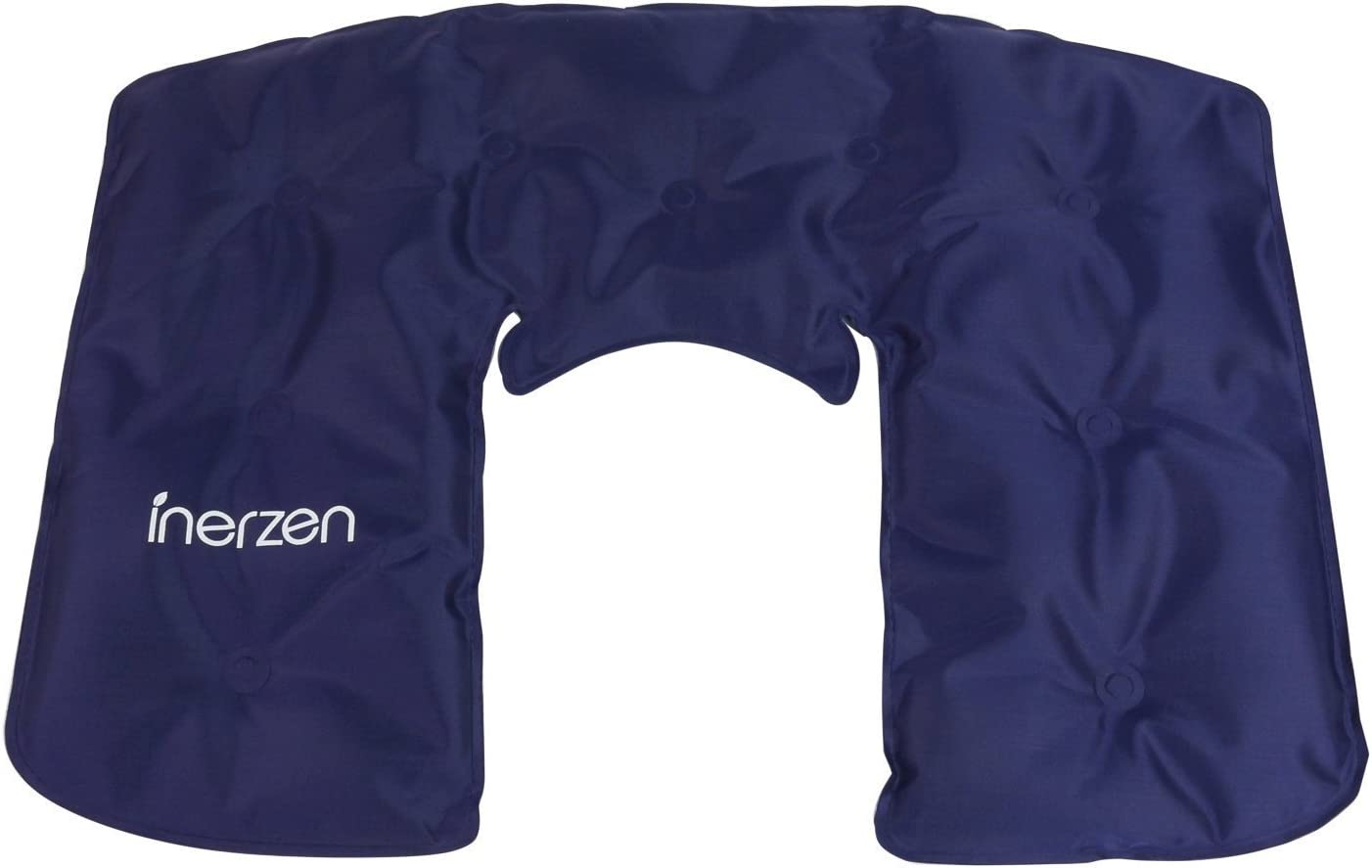 Inerzen Neck and Shoulder Hot and Cold Big Gel Pad Full Coverage Therapy Wrap for Pain, Muscle, Stress Relief - Microwavable and Freezable: Health & Personal Care