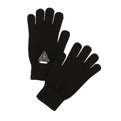 716a707944d9 Guess - Gant Sweater Noir (TU)  Amazon.fr  Vêtements et accessoires