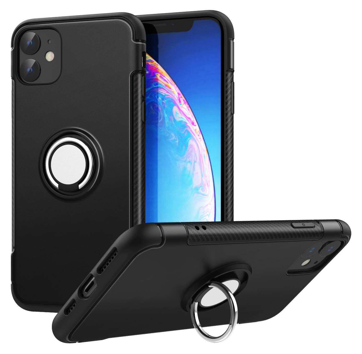 Funda Iphone 11 Con Pie MOKO [7VYGD2LL]