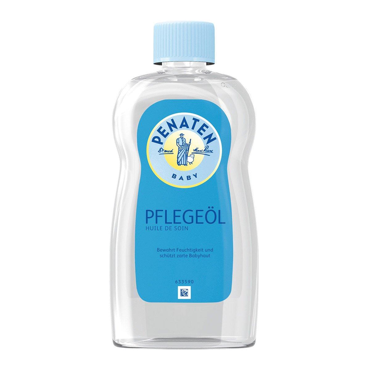 Penaten Baby Oil 200ml oil by Penaten