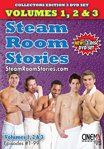 Steam Room Stories 1-3 (Dolby, Widescreen)
