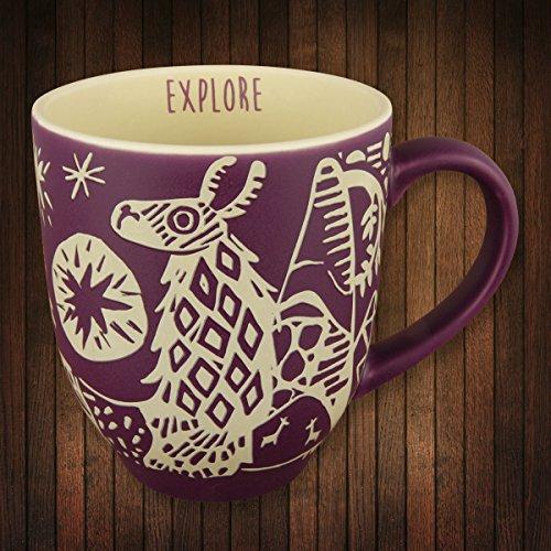 Karma Modern Folkloric Mug Llama