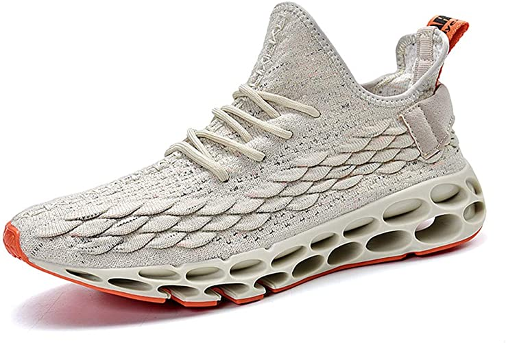 Zapatillas Running Hombre De Deporte para Exterior Ligeras Transpirables Casuales Amortiguadores Basket Sneakers Zapatos Hombre Vestir Casual Deportivas Hombre